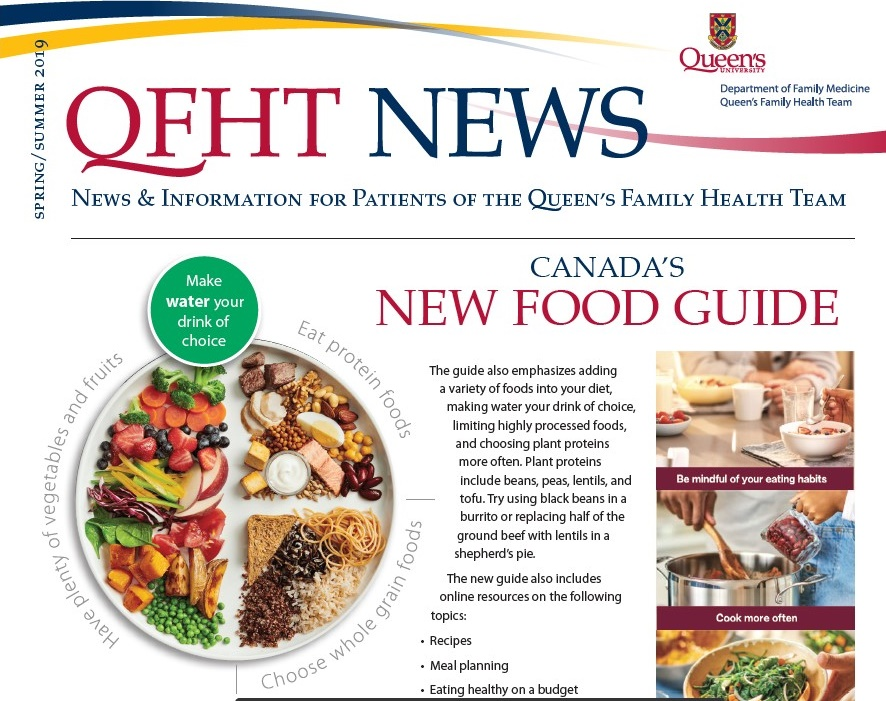 QFHT Newsletter - Spring-Summer 2019
