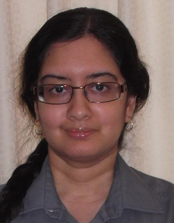 Dr.  Amrita Roy